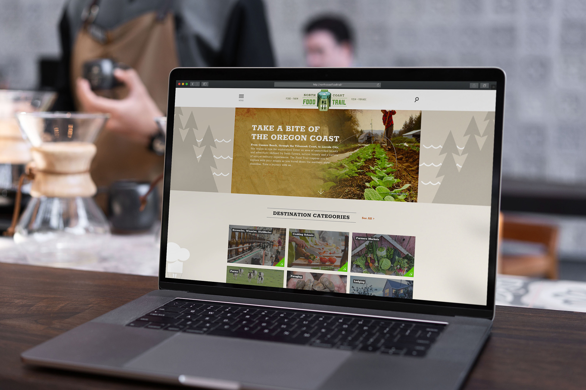 Branding and Web Design for the Travel and Tourism Industry