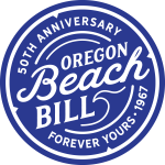 50th Anniversary Oregon Beach Bill - Forever Yours 1967