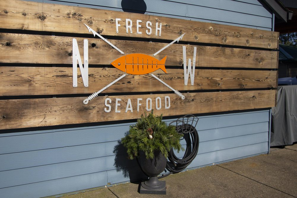 NW Fresh sign