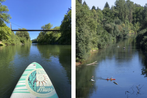 Willamette River Pictures - Photos by Andrea Johnson